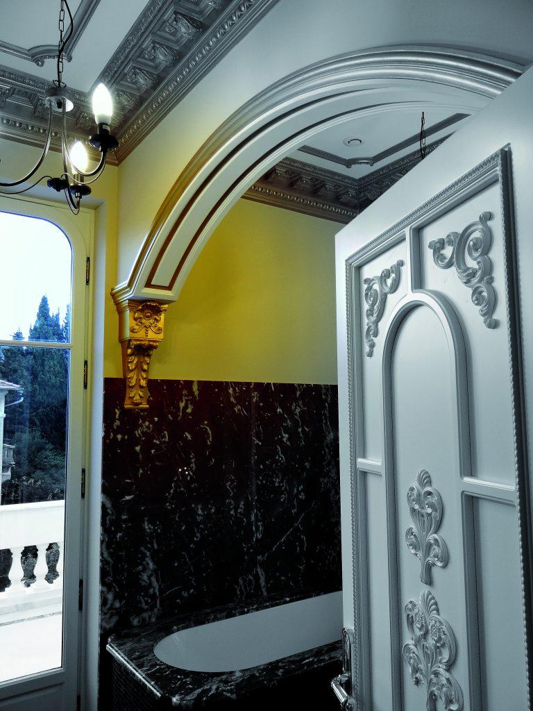 Intérieur Baroque Staff décor